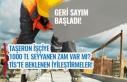Kamu 4D Taşeron İşçi TİS'te Geri Sayım...