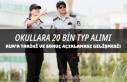 MEB Okullara İŞKUR ile 20 Bin TYP Alımı Sonuçları...