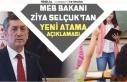 Milli Eğitim Bakanı Selçuk 2020'de Öğretmen...
