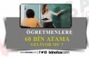Öğretmenlere 60 Bin Atama Geliyor Mu? Sosyal Medya...