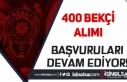 Polis Akademisi Başkanlığı 400 Bekçi Alımı...