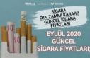 Sigara Zammı ÖTV Kararı Sonrası Güncel Sigara...