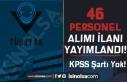 TÜBİTAK KPSS siz 46 Personel Alımı İlanı Yayımladı!...