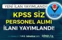 TÜBİTAK Yeni İlan Yayımladı! KPSS Siz Ar-Ge Teknisyeni...