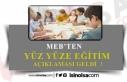 Yüz Yüze Eğitimle İlgili Yeni Yazı Paylaşıldı!