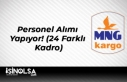 MNG Kargo Personel Alımı Yapıyor! (24 Farklı Kadro)