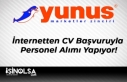 Yunus Market İnternetten CV Başvuruyla Personel...