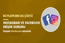 Facebook ve Instagram Çöktü Mü? Saatlerdir Erişim Sağlanamıyor 20 Kasım 2018