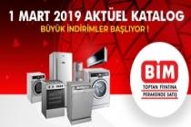 BİM 23 Şubat - 29 Şubat - 1 Mart 2019 Aktüel Ürünler Kataloğu (Büyük İndirimler Başlıyor)