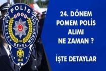 24. Dönem POMEM Polis Alımları Ne Zaman Yapılacak? Adaylar İlan Bekliyor