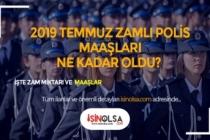 2019 Polis Maaşları Ne Kadar Oldu?