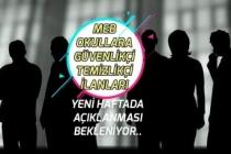 MEB Okullara İŞKUR Üzerinden Güvenlik ve Temizlik Personel Alım İlanları Açıklanacak!