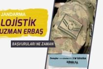 2019 Jandarma Lojistik Uzman Erbaş Alımları Ne Zaman Olacak?