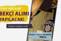 Polis Akademisi'nden Açıklama: 8 Bin Bekçi Alınacak!