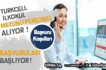 Turkcell İlkokul Mezunu Personel Alacak! Kadrolar ve Başvuru Şartları Neler?