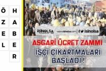 Asgari Ücret Zammında Taşerona Tepki! Fark Yüzünden İşçiler Çıkarıldı!