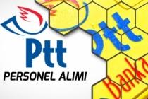 PTT'ye Bağlı Müdürlüklere Personel Alımı Yapılacak!