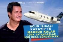 Acun Ilıcalı Karayipte Mahsur Kalan Vatandaşlar İçin Uçak Gönderecek!