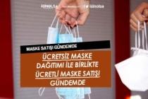 Ücretli Maske Satışı Gündemde! Ücretsiz Maske Kodu Gelecek mi?