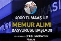 İş Bankası 4000 TL Maaş İle Müfettiş Yardımcısı ( Memur ) Alımı Başladı