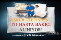 İŞKUR Üzerinden 171 Hasta Yaşlı Bakım Elemanı Alınıyor!