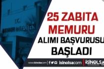 Bodrum Belediyesi Lisans Mezunu 25 Memur Alımı Başvuruları Başladı!
