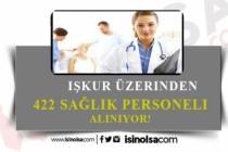 Hastanelere KPSS Şartsız 422 Personel Alınacak!