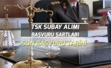 TSK Subay Alımı Yapacak! Son Başvuru Tarihi Başvuru Şartları!