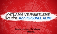 İŞKUR'da Ürün Katlama ve Paketleme Üzerine 427 Personel Alınacak!