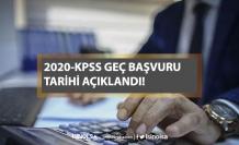 Lise ve Lisans KPSS Başvuru Geç Başvuru Tarihi, Sınav tarihi Sınav Takvimi!