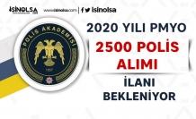 Polis Akademisi 2020 PMYO 2500 Polis Alımı Ne Zaman? 2019 - 2019 PMYO Duyurusu Geldi!