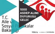 1000 ASDEP Sözlü Sınav Sonuçları Açıklandı! Yeni ASDEP Alımı Ne Zaman Yapılacak?