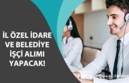 İzmir ve Kastamonu İllerinde İl Özel İdareye İşçi Alımı Yapılacak! KPSS'siz!