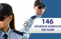 Üniversiteye Bay, Bayan Özel Güvenlik Görevlisi ve İşçi Kadrosunda 146 Personel Alımı