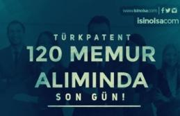 Türk Patent ve Marka Kurumu 120 Uzman Yardımcısı Alımında Son Gün