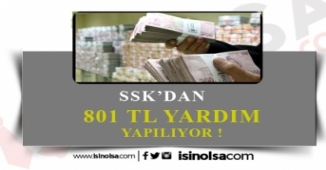 SGK'dan 801 TL! Unutulan Ödemeler Nasıl Alınır?