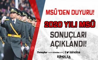 MSB 2020 Yılı MSÜ Askeri Öğrenci Alımı Sonuçlarını Açıkladı! Seçim Aşaması Faaliyetleri Nedir?