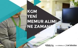 KGM KPSS 2020/13 Tercih Sonuçlarında Göre En Düşük Puanları Açıklandı! Yeni Alım Ne Zaman?
