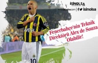 Fenerbahçe'nin Teknik Direktörü Alex de Souza Olabilir!