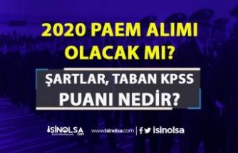2020 Yılı PAEM Alımı Yapılacak Mı? PAEM Kimler Başvuru Yapabilir 2020?