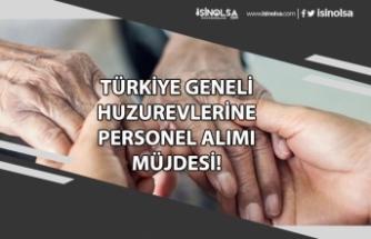 AÇSH Bakanı Selçuk'tan 150 Huzurevine Personel Alımı Müjdesi