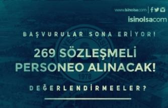 Erciyes Üniversitesi 269 Sözleşmeli Personel Alımı Sona Eriyor