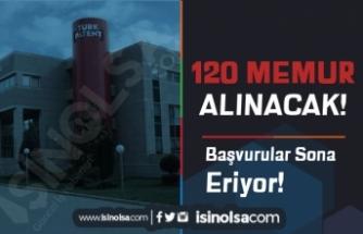 Kamuya 120 Memur Alımı Yapılacak! TÜRKPATENT Başvuruları Sona Eriyor