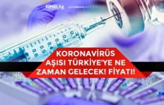 Koronavirüs Aşısı Türkiye'ye Ne Zaman Gelecek? Fiyatı Ne Olacak? Tüm Açıklamalar!