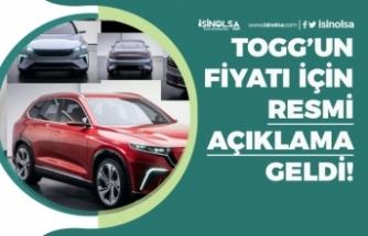 TOGG Yerli Otomobil Fiyatı İçin İlk Resmi Açıklama! Teknik Özellikler, Personel Alımı!