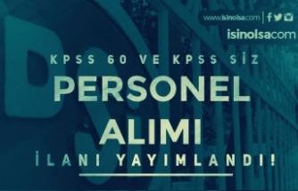 DSİ İŞKUR Üzerinden Kamu Personeli Alım İlanı Yayımlandı! KPSS'li KPSS siz
