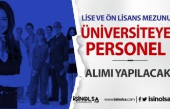 Muğla Sıtkı Koçman Üniversitesi Tekniker ve Teknisyen Alımı İlanı