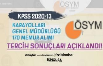 ÖSYM KPSS 2020/13 Tercih Sonuçlarını Açıkladı! En Düşük ve Yüksek Atama Puanları?