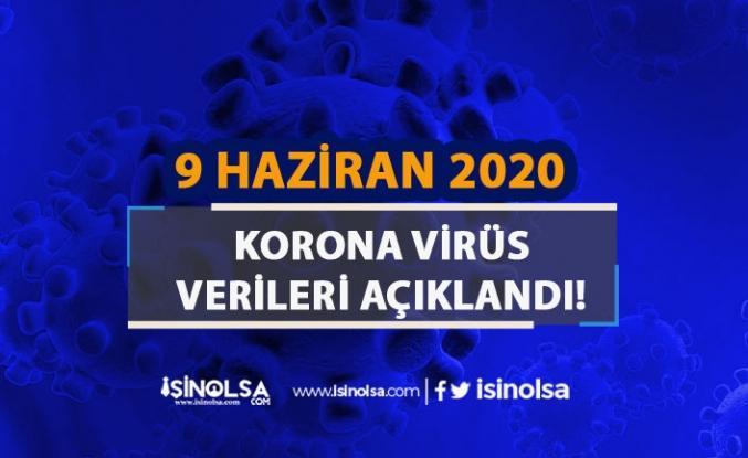 """9 Haziran Korona Virüs Tablosu Açıklandı! ( """"Normal"""" olan tedbirdir )"""
