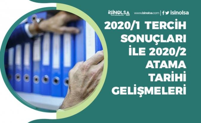 2020/1 KPSS Tercih Sonuçları Ne Zaman Açıklanacak? 2020/2 Tercihi ile Memur Alımı Tarihi
